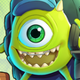 Mike Wazowski by ultimatemaverickx