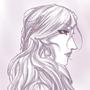 Miriam~ Portrait by BluMiu