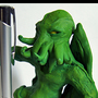 Cthulhu pencil holder