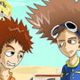 Digimon Breaking Bad by Tahkyn