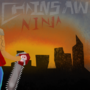 The Chainsaw Ninja by wer19971997