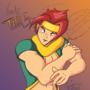 Yusuke from Girlchan by Dwolfdwolf