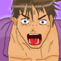 Angry Islander Anime by basedfamwolf