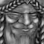 Old Man by ProfessorClockwork