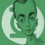 Sheldon Cooper Caricature