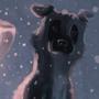 Midnight Snowfall by Buckycarbon