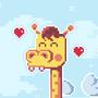 Giraffe Angel by ArcadeHero