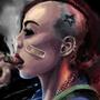 War-girl by FLASHYANIMATION