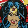 Wonder Woman by LiLg