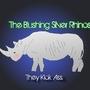 BLUSHING SILVER RHINOS by SeaBoundRhino