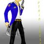 Commander Cross by ElectronicFunk