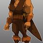 Barbarian by RickMarin
