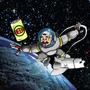 space dad by JaoArroz