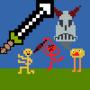 Pixel dungeon by Kuluku