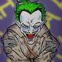 Joker Face by AnthonyArriola