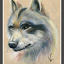 Wolf by Kyrart