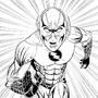 Reverse Flash Inked by eMokid64