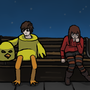 Random Bench - UG Fan Art by duncezero