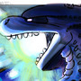 Godzilla vs. the Pokemon by redcapkid16