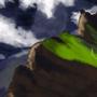 Mountain Landscape by ChromaShift