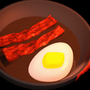 Level 6 Breakfast by IceBurger