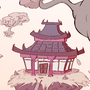 Sky Temple by Hornybeeee