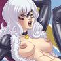 Blackcat meets X23 by pablocomics