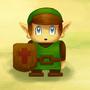 Legend of Zelda Remastered by Shamfoo