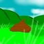 Grassy Poo by Blackowtt
