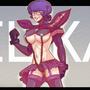 Elika Senketsu by HOLIMOUNT2