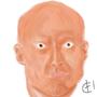 random face by Aberjack