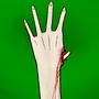 Left 4 Dead Hand 2 by BioElderNeo