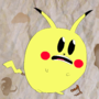 Fat pikachu thing by Ombey