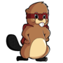 Superhero Beaver by TheIYouMe