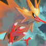 zapdos by Jufin