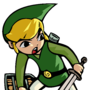 Wind Waker Link Vector by thekmanproductions