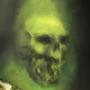 A Necromancer Dies by ProfessorClockwork