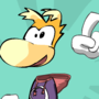 Rayman, baby! by SonicWombat