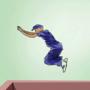 Precision Jump (parkour) by ShadyDingo