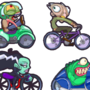Zombie Riders by MindChamber