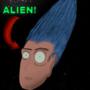 uh....ALIAN --- /^\