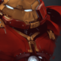 Hulkbuster Speedpaint by JBoston