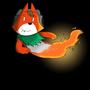 Fox Flamin by foxplayin
