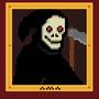 'Grim portrait'