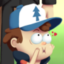 Gravity Falls Conspiracy Force by lightrail