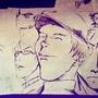Ajin free draw. by DarkPrinceVI