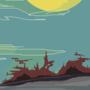 Spooky Island by DarkPrinceVI