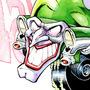 Joker-Fink! by DeathRayGraphics