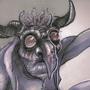 The Devil's Bassist by gavinvalentine