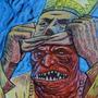 Monster under man by Rubanz